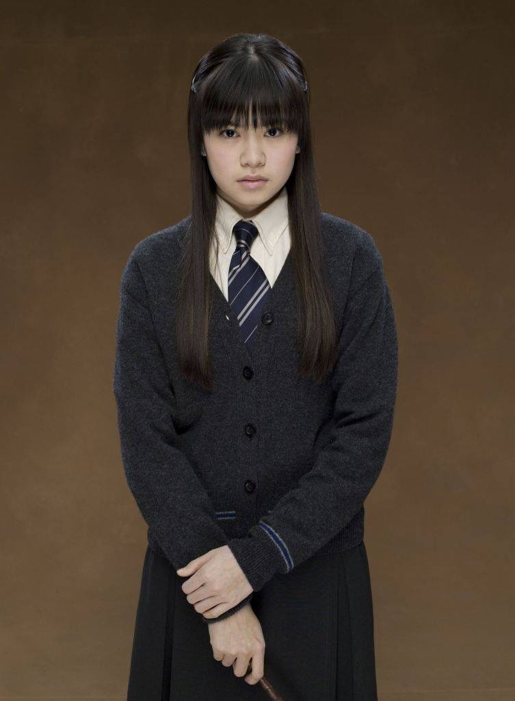 Happy Birthday to Katie Leung who turns 32 today!  Pictured here as Cho Chang from The Harry Potter Series.