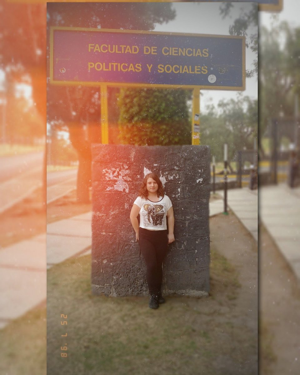 """""""Nενεя ғσяɢεт тнαт чσυ αяε υпıǫυε. Lıκε ενεячσпε εʟƨε"""" ♤ ♧ ☆ ♡ #hermosa #elephant #mifacultad #cienciaspolíticasysociales #UNAM #CU #lights #vintage #date #professional #photo #photography #tumblr #modeling #model #LikeForFollowpic.twitter.com/9npMIafOfH – at Centro Cultural Universitario, CCU, Cultura UNAM"""
