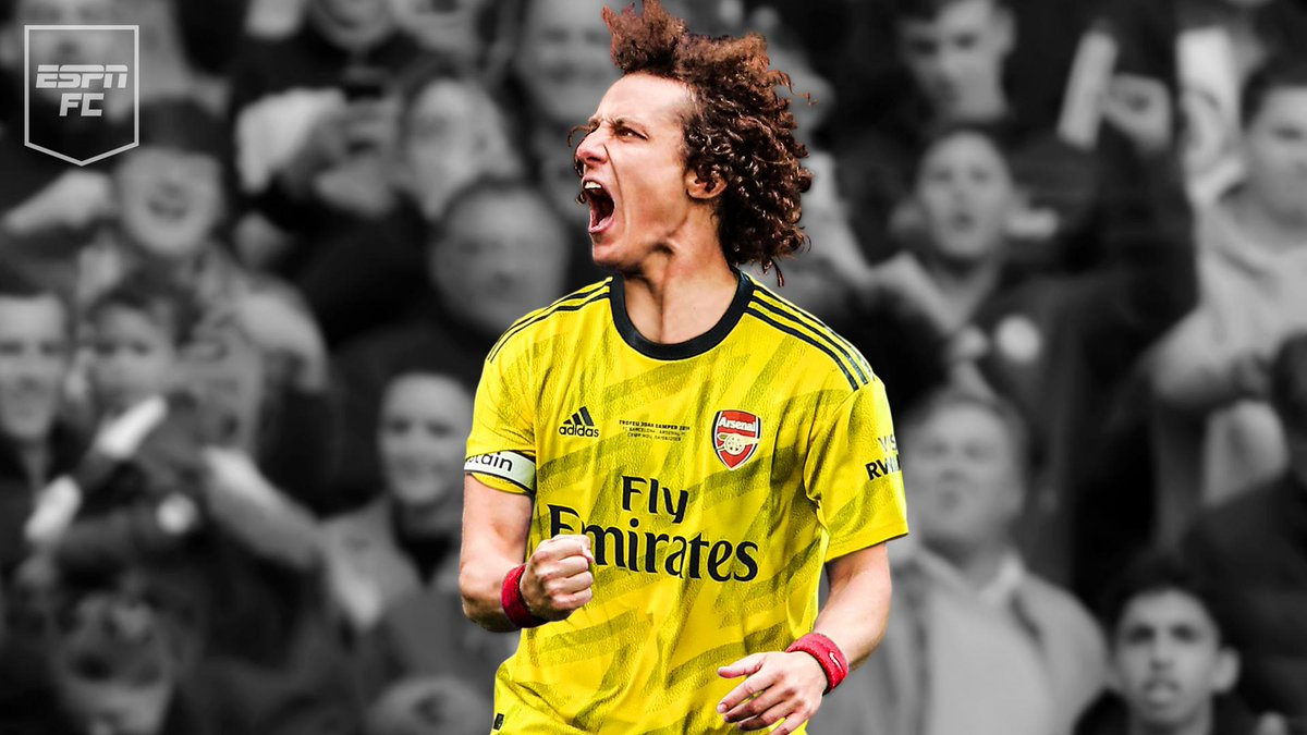 David Luiz expresses desire to retire at Benfica