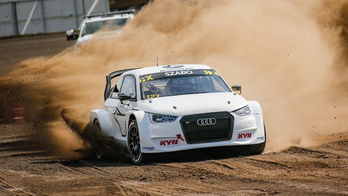 Afbeeldingsresultaat voor Szabo World Rallycross