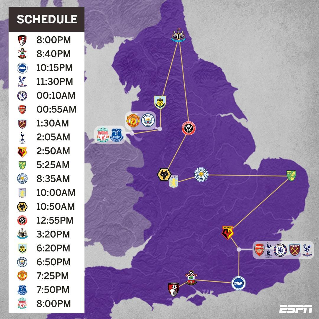 912 miles 🚗 24 hours ⏱ 20 PL grounds 🏟  @Exploding_Heads   @Bet365  Fancy our chances? 🤔  Follow our story on Instagram: https://t.co/SUgKMdYyGW https://t.co/aVyPuHk89G