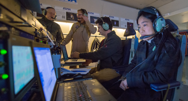 Professional astronomers: Youre invited to a webinar tomorrow, Aug. 9! Well discuss: 📝 Creating and enhancing observing proposals 🔭 Integration times and observing strategies 👩💻 Live demos and detailed proposal examples 🙋♂️ Q&A Join us: go.nasa.gov/2OKAGAN