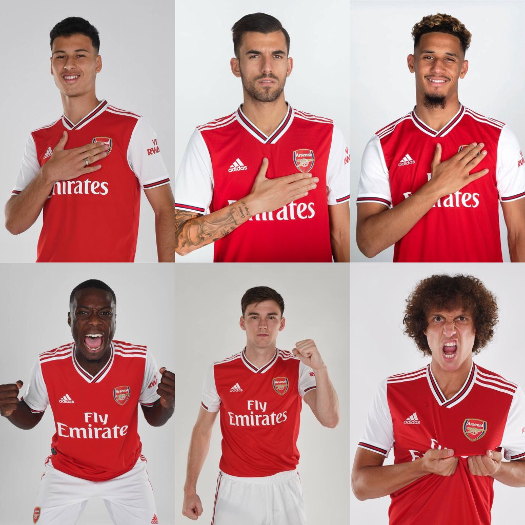 Arsenal's New Signings