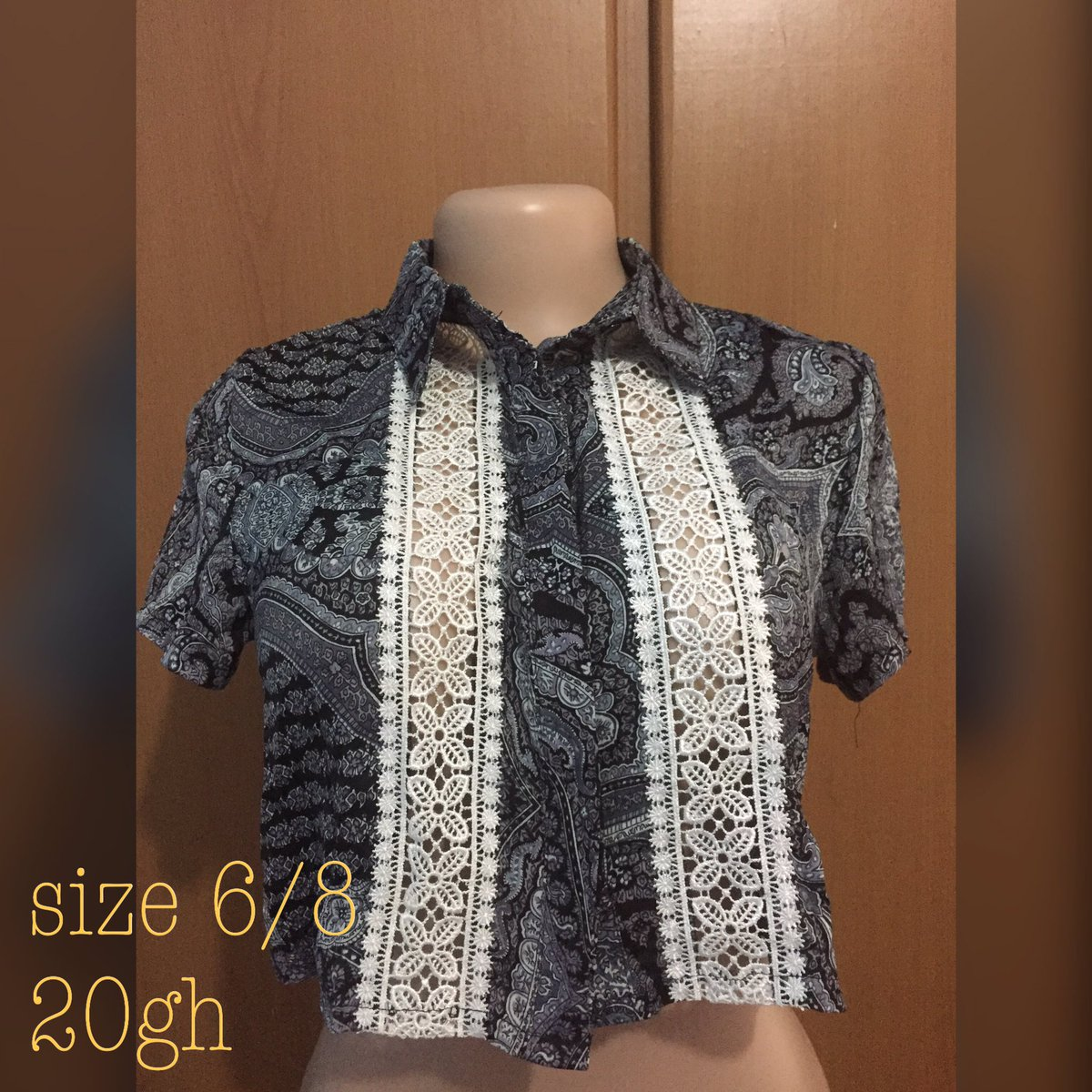 Cop this beauty for your wcw for a cool 20gh .  #slayonbudget pic.twitter.com/ZwmgGGpNu3
