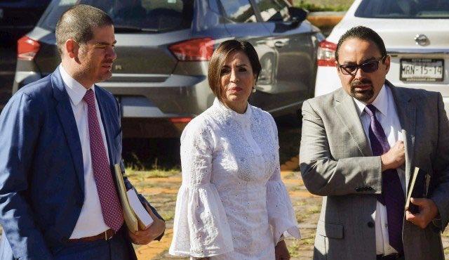 VIDEO El momento en que Rosario Robles es condenada sale a la luz