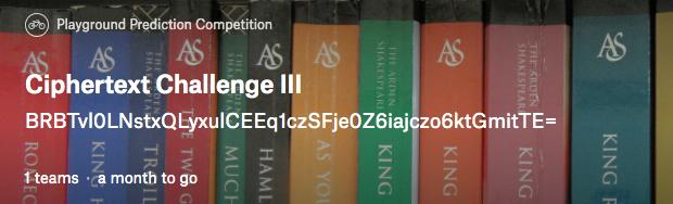Kaggle on Twitter: