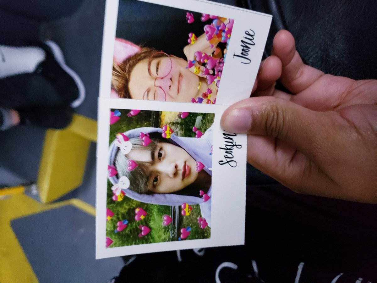 Thank you  @BTSMontreal for the photocards I love them  Watching #BRINGTHESEOUL_THEMOVIE with #MontrealArmy was such a precious experience <br>http://pic.twitter.com/dYPSvlqxIy