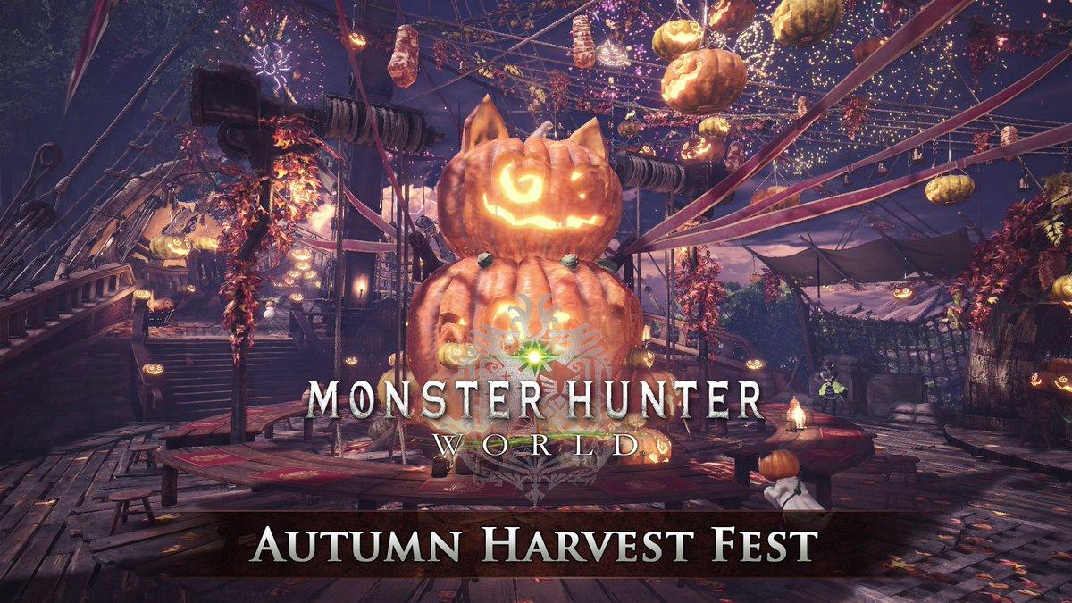 Monster Hunter (@monsterhunter) | Twitter
