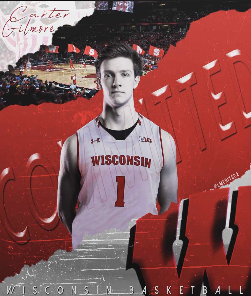 Wisconsin Lands In-State Wing Carter Gilmore as a Preferred Walk-On