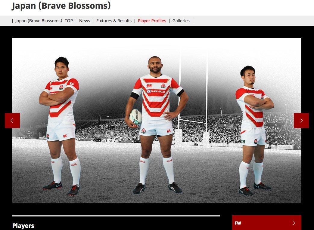 We have updated our Brave Blossoms Players page: en.rugby-japan.jp/japan/member/ #rugbyjp