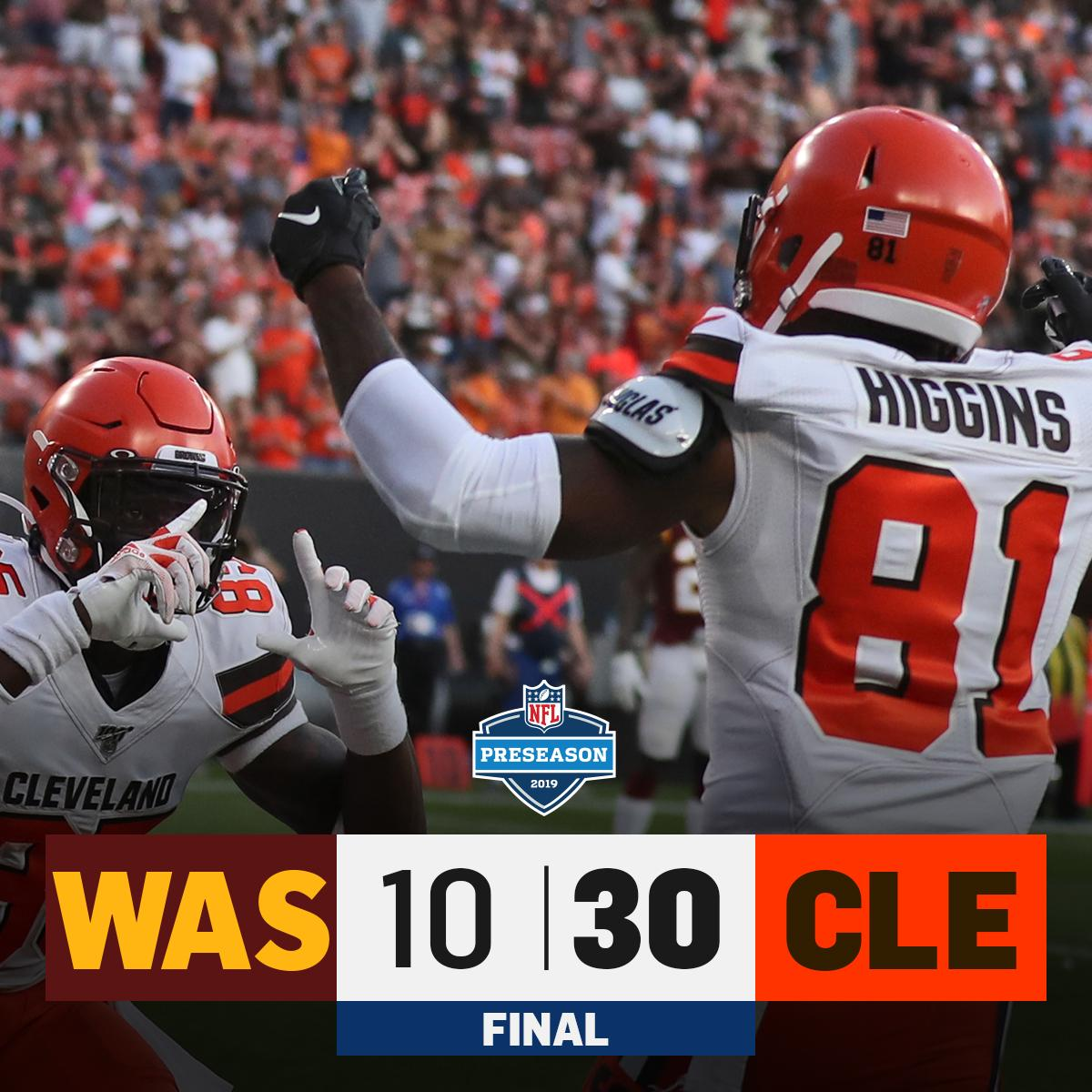 @NFL's photo on Browns