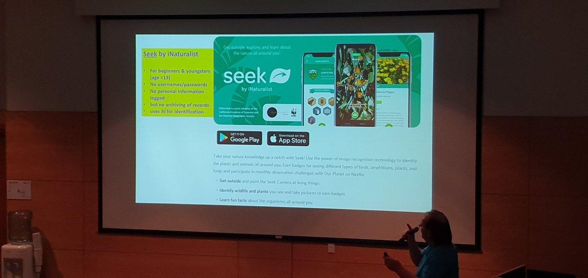 seekbyinat - Seek by iNaturalist Twitter Profile | Twitock