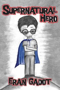 New featured book:Supernatural Hero...