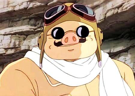 だ ただ 豚 飛べ の は ない 豚 「飛ばない豚は、ただの豚だ」ではない、『紅の豚』のもう一つの名言 まほぴ note