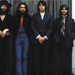 Image for the Tweet beginning: Beatles, 50 anni fa usciva