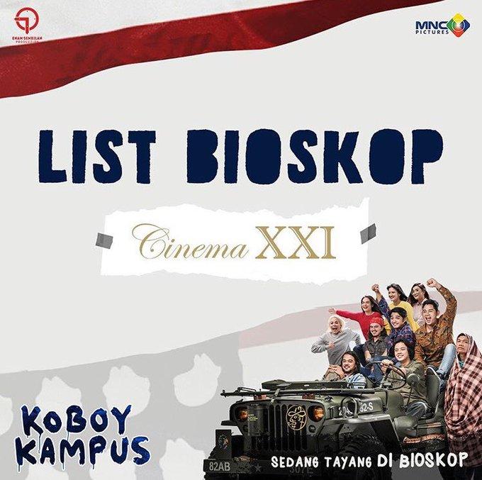 Nonton Film Koboy Kampus 2019 Sub Indo Full Movie Lk21