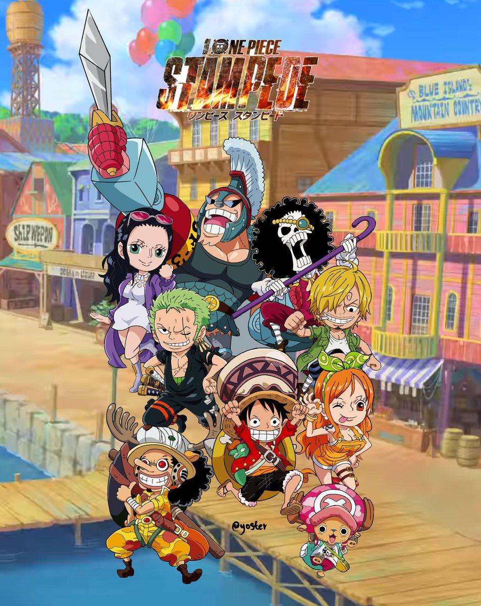 立派な One Piece Stampede Luffy And Nami - ラスカルトート