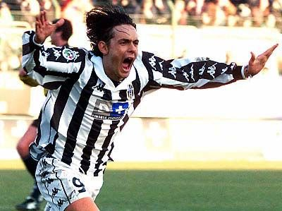 Happy birthday to former Juventus striker Filippo Inzaghi, who turns 46 today.  Games: 165 Goals: 89 : 3
