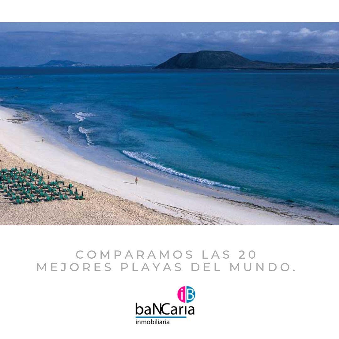 🏖Comparamos las 20 mejores playas🏝 del mundo🌊.   #lasmejoresplayas #playas #verano2019