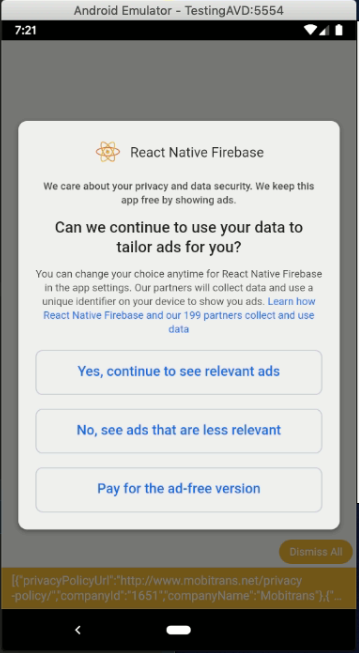 React Native Firebase (@rnfirebase) | Twitter