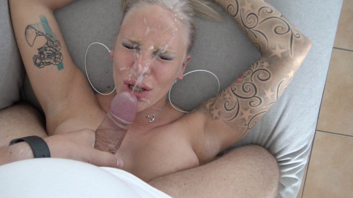 Cum swapping porn hannah west