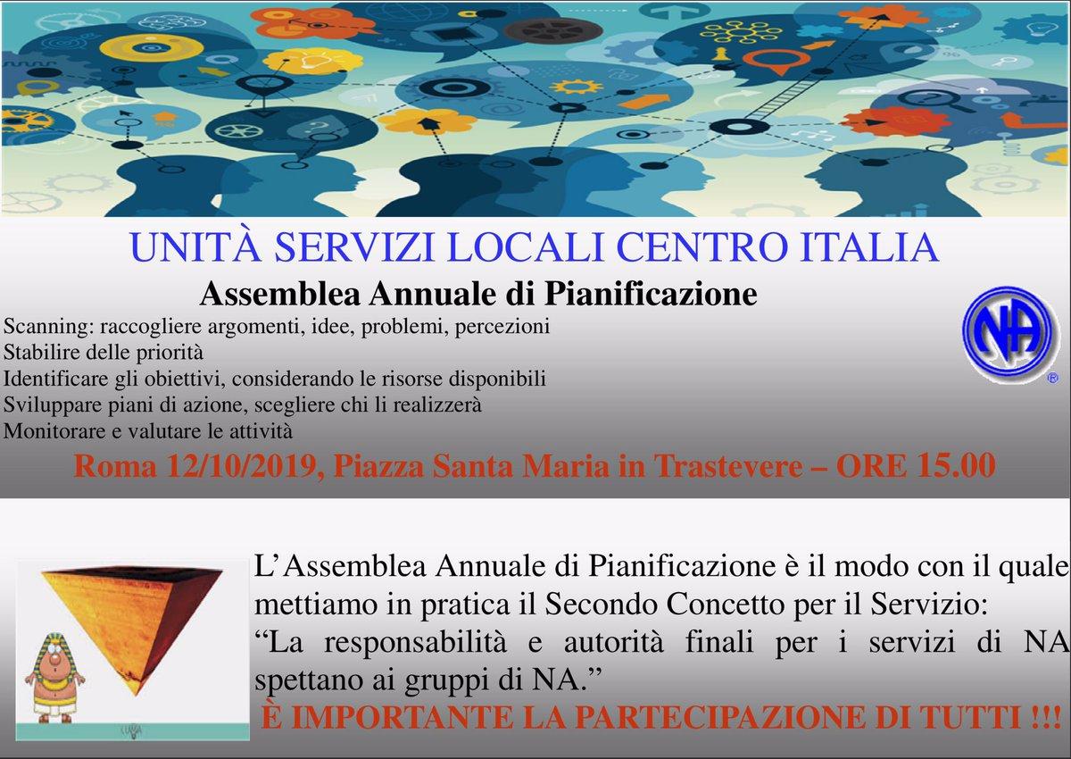 Narcotici Anonimi Italia (@NA_Italia) | Twitter