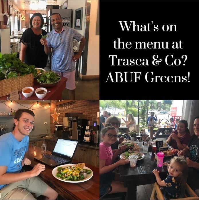 Our salad tasting at @Trascaandco was a slam dunk. Now our flavorful collaborations are officially on the menu. Head over and taste for yourself! #atlanticbeachfl #ilovejax #jaxfoodie #eatjax  #pontevedrabeach #jaxbeach #neptunebeachfl #stufftodoinjax #904 #904eats #ilovejax