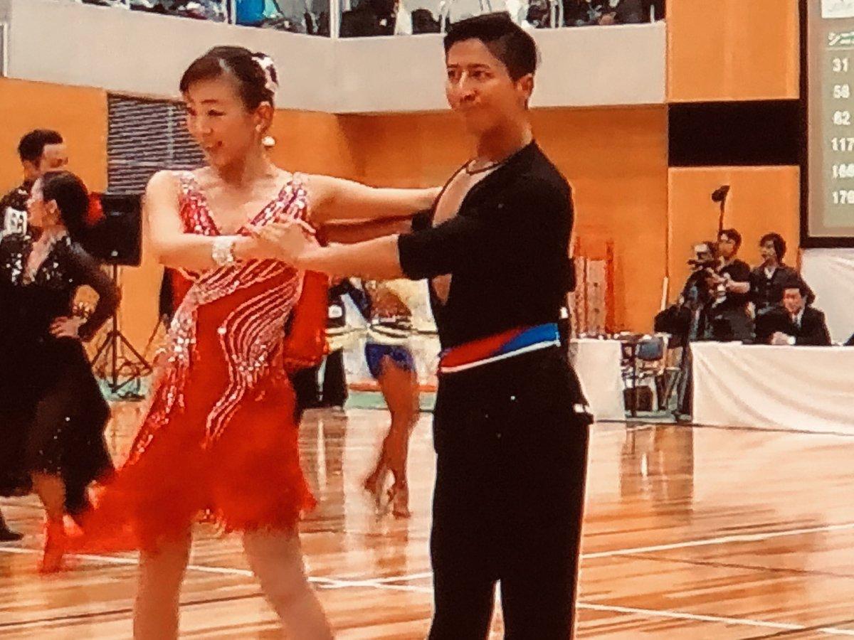 金 スマ 社交 ダンス 村主