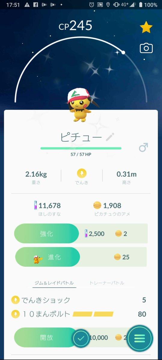 度 レア 違い go ポケモン ランキング 色