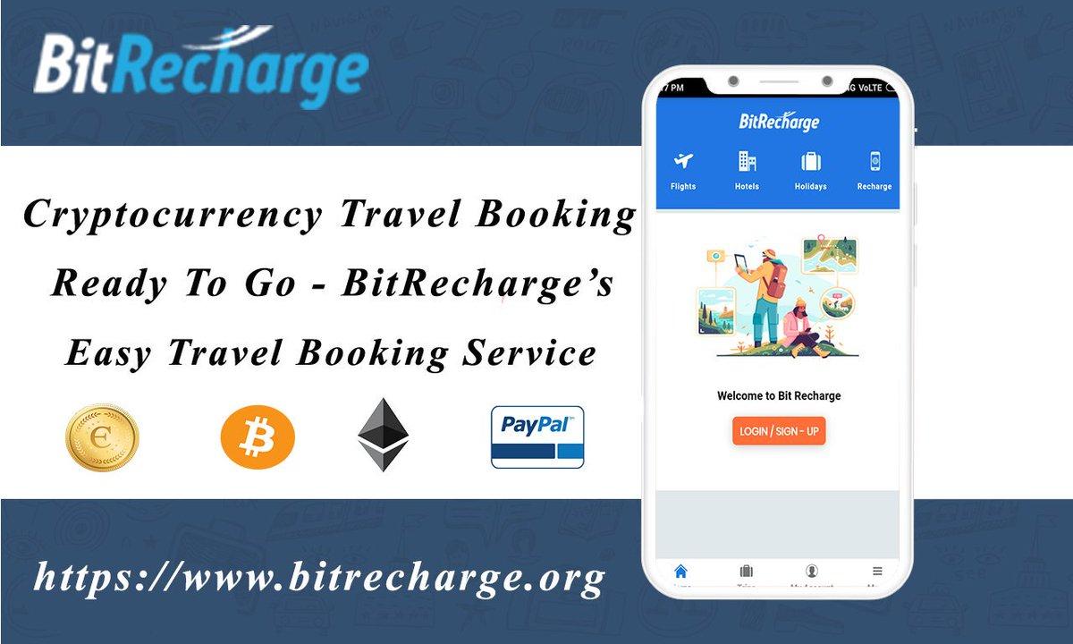 BitRecharge - bitRecharge Twitter Profile | Twitock