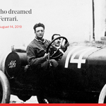 A lifelong passion that continues to make the world dream. Today Enzo still remains in our hearts.