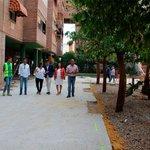 Image for the Tweet beginning: La nueva Plaza Salesiano Don