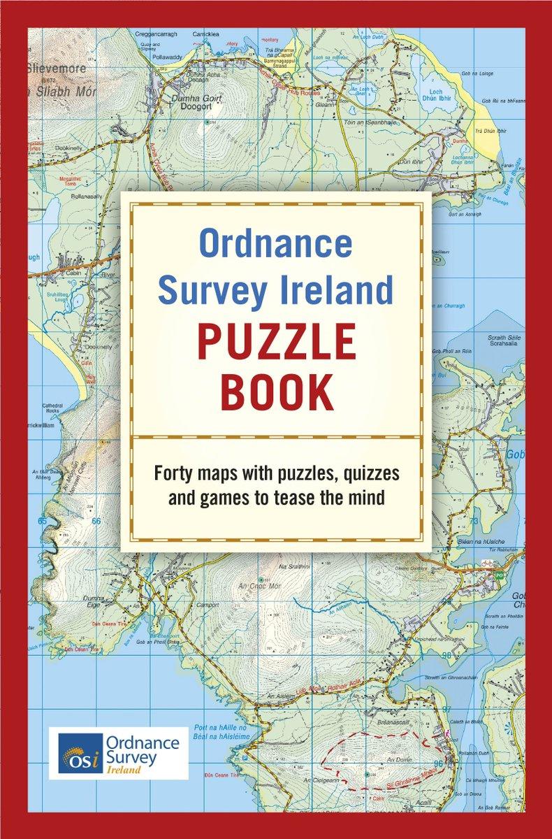 Map Of Ireland Quiz.Osireland Ordnanceireland Twitter