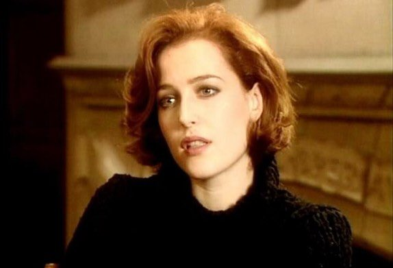Happy birthday to the queen of my heart gillian anderson