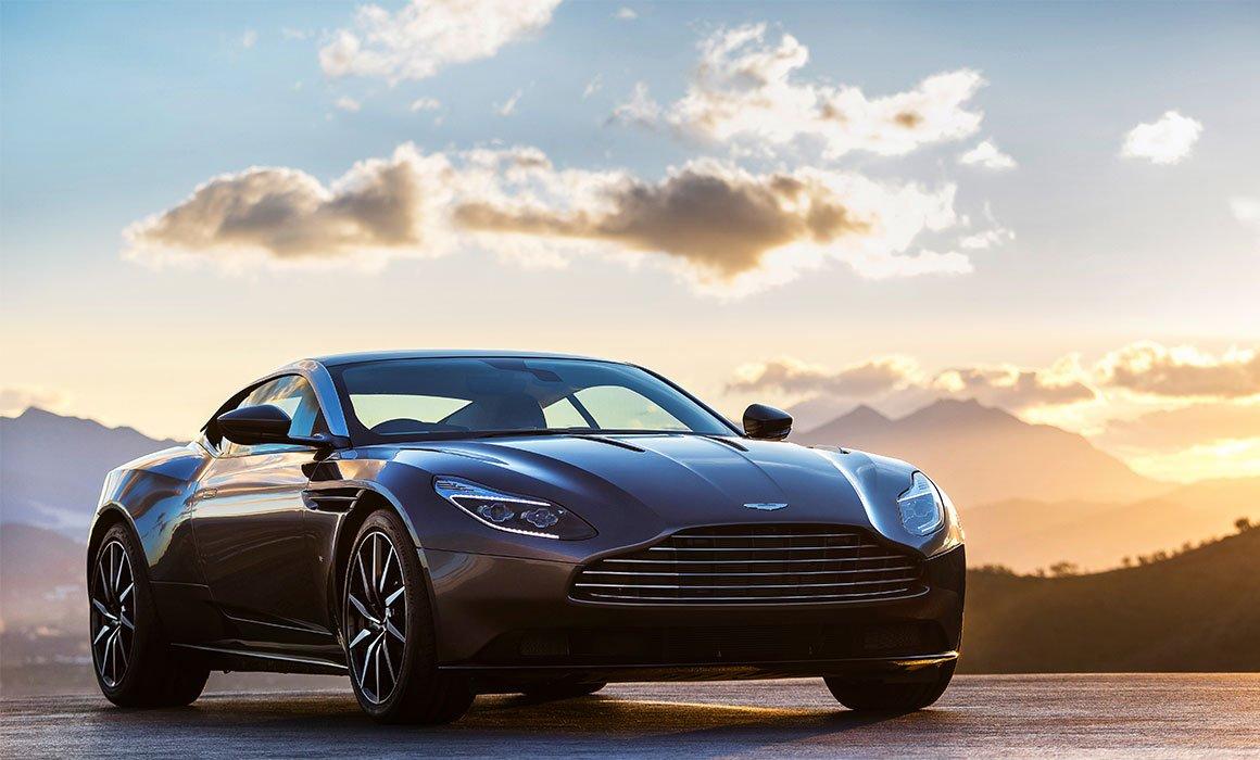 Aston Martin Investor boost