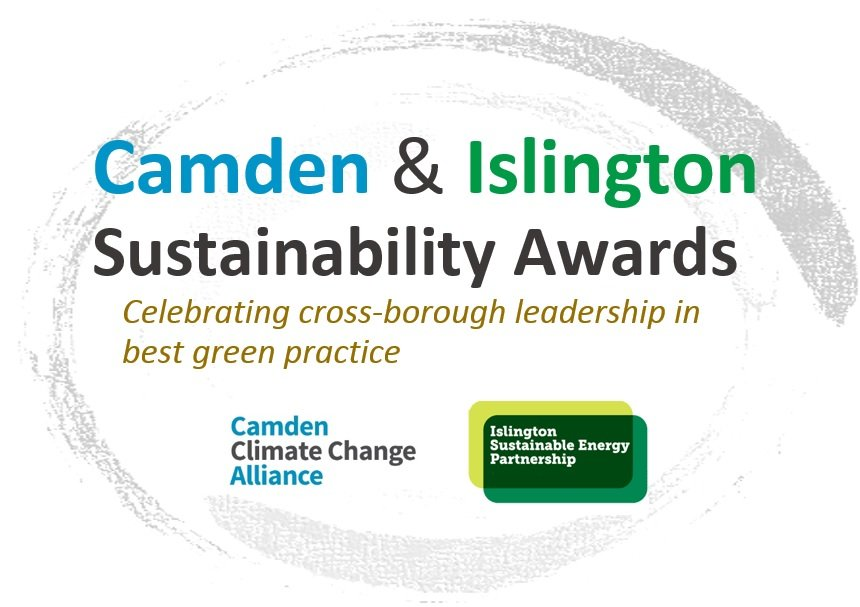 Camden and Islington Sustainability Awards launches a new community project category to recognise the efforts of community groups working to improve their local environment https://t.co/UfauJ6fXcf @TranstnHighgate @tkentishtown @DivestCamden @CamdenAirAction @altcamden @camdenFoE https://t.co/RtUn5JDumC