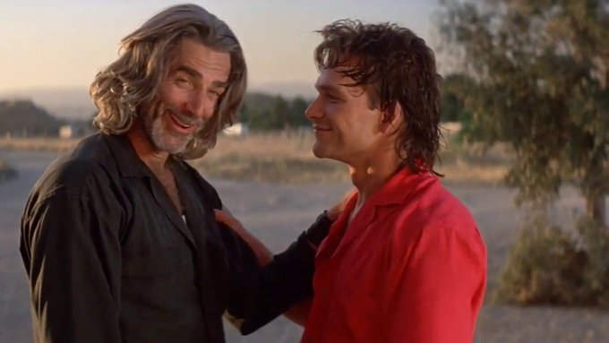 Birthdays don\t hurt! Happy birthday Mr. Sam Elliott.