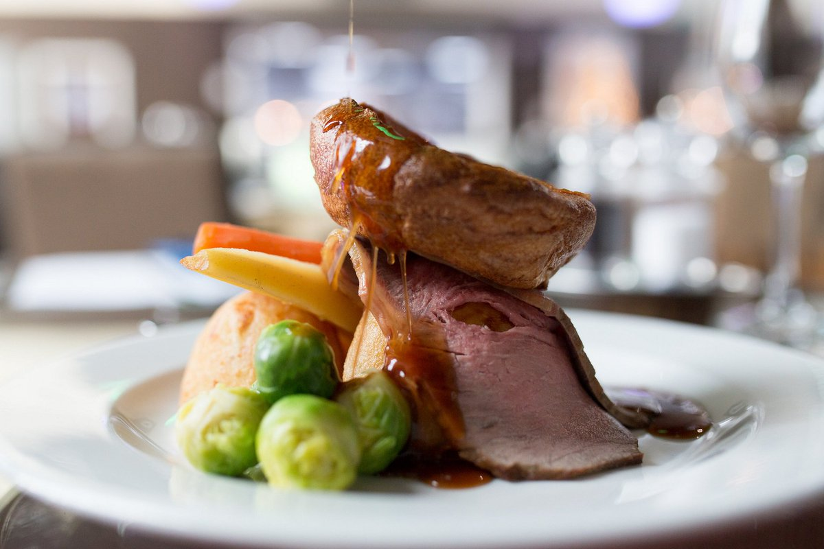 Head to The Clink for Sunday lunch. Delicious dishes including traditional roast dinners and seasonal summer desserts like Eton mess, panna cotta and ice creams or sorbets. Book your table here bit.ly/2JzXICr