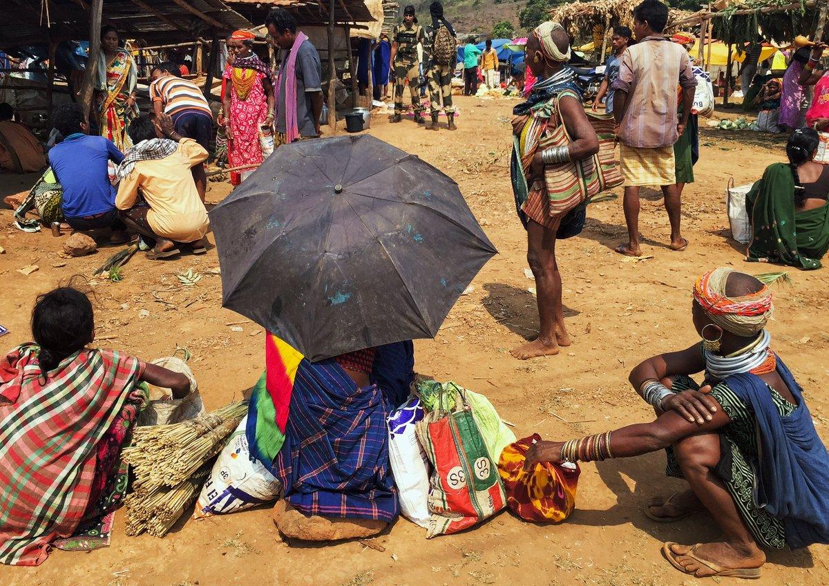 Market day at Onukudelli