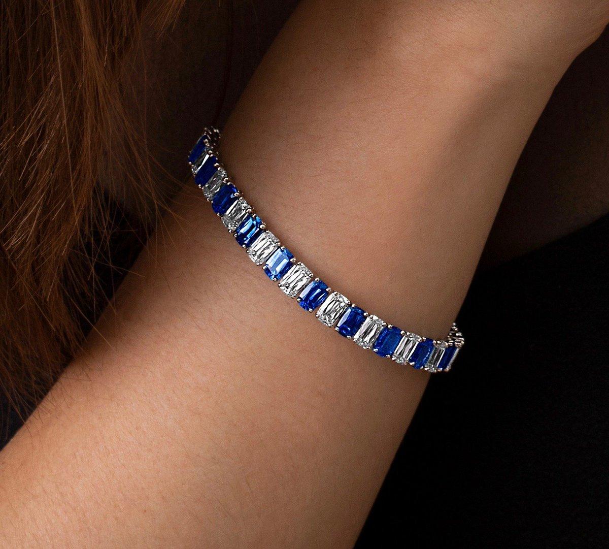 haischlib #diamondbracelet ar Twitter