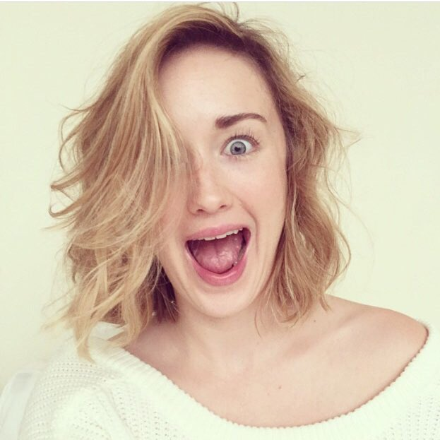 Happy birthday to our lgbt ally miss ashley johnson