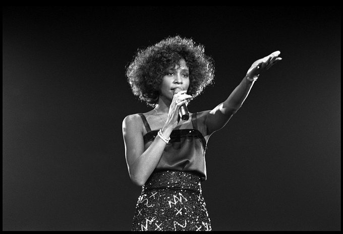 Happy Birthday to the incomparable Whitney Houston.  She would have turned 56 today