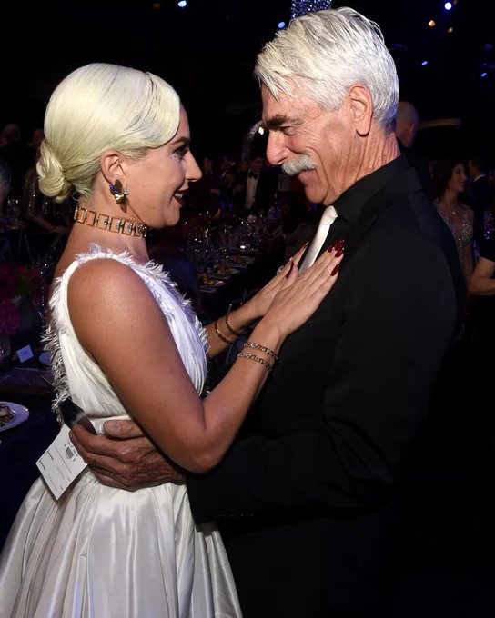 Happy Birthday, Sam Elliott!   Lady Gaga