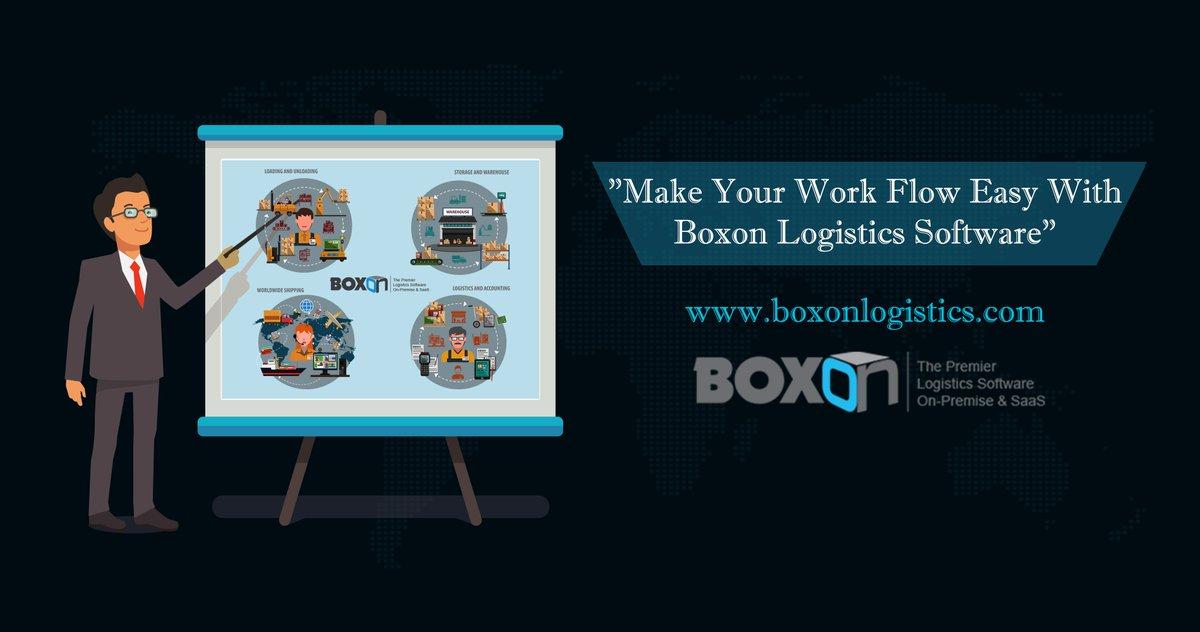 BoxOn Logistics (@BoxonLogistics)   Twitter