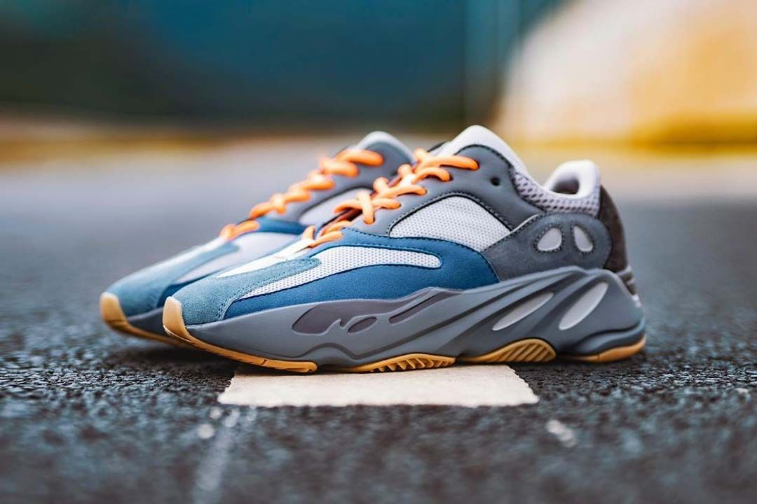 info for c9113 92ce9 Your best look yet at the Yeezy 700 'Teal Blue' Tweet added ...
