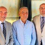 Image for the Tweet beginning: Bugün İzmir'e uzun yıllar hizmet