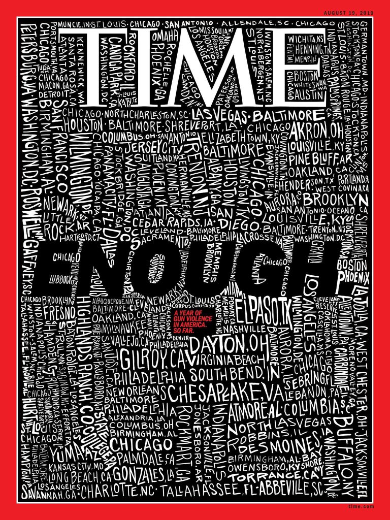 The latest @TIME cover: brilliant!