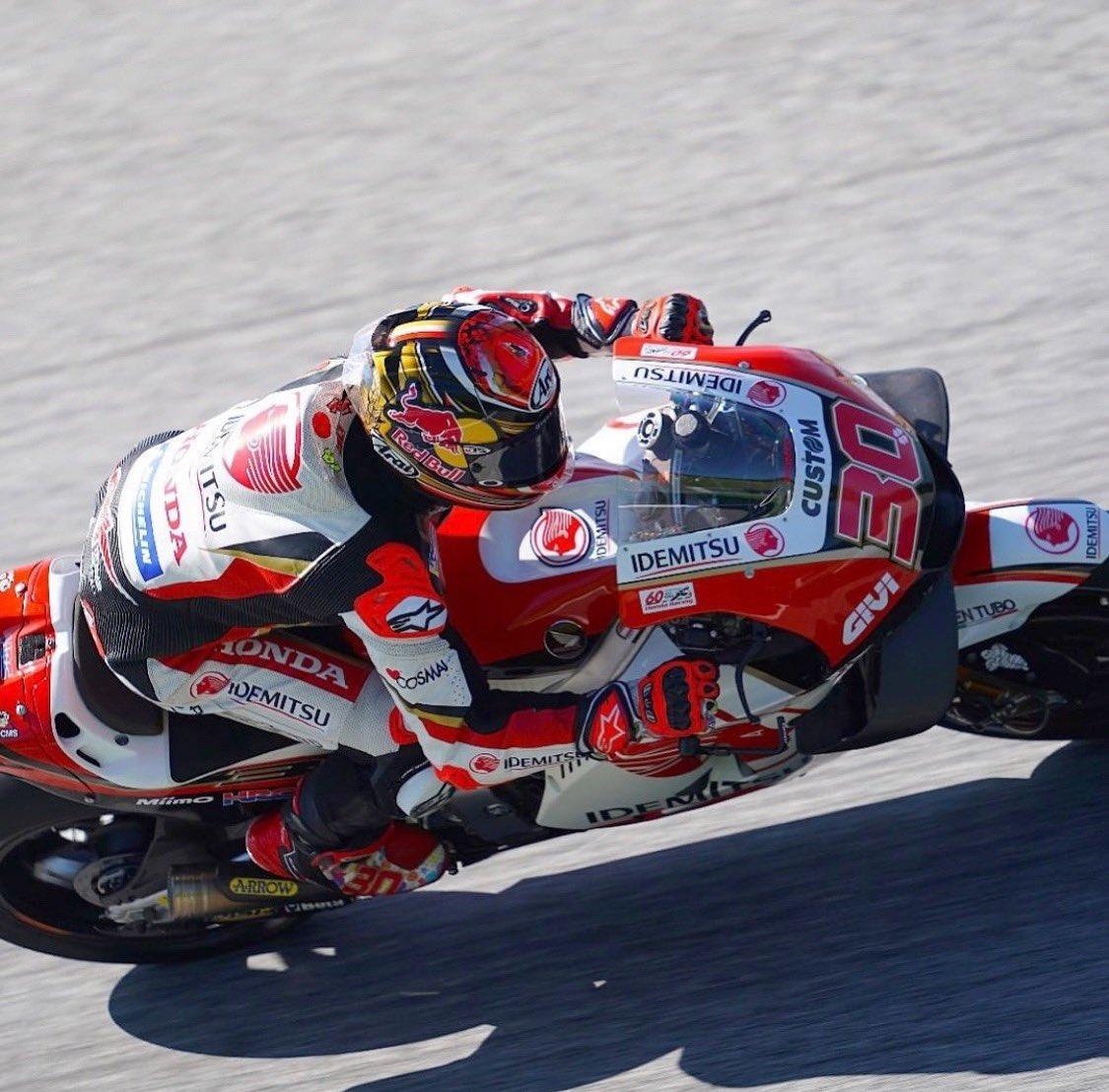 オーストリアGP初日4番手発進! Day 1 overall P4! 🇦🇹 #AustrianGP #MotoGP #LCRHondaIDEMITSU