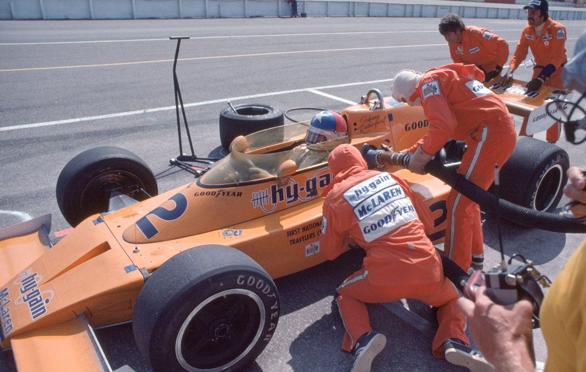 Its been 40 years since McLaren Racing last competed full-time in @IndyCar. 🇺🇲 Whos excited to see us return in 2020?
