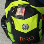 When your @TORQfitness @TORQExplore flapjack makes your bag get searched at security....They didn't even question protein powder that looked more suspicious!#torqfuelled #torqexplore #exploremore